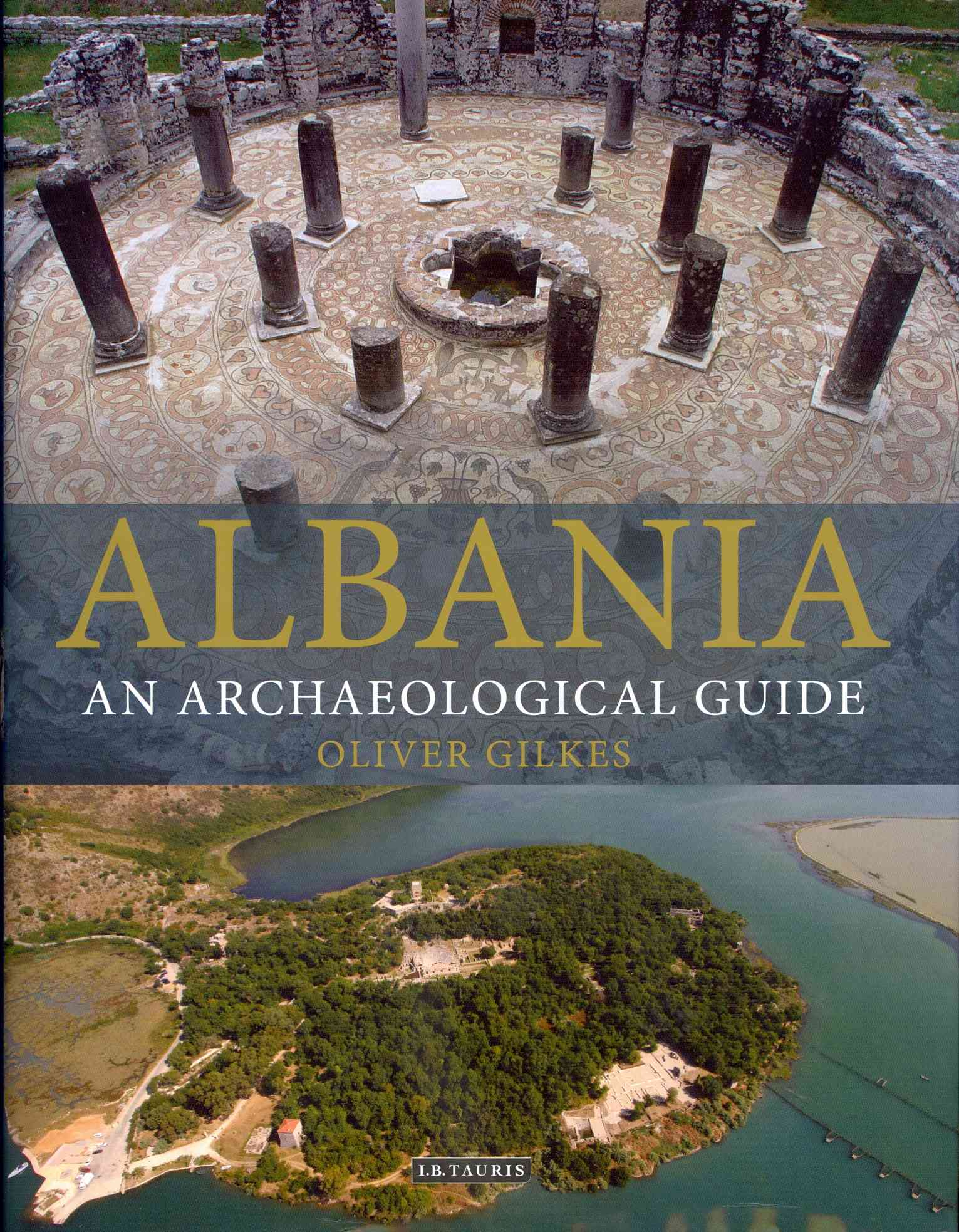 Albania By Gilkes, Oliver